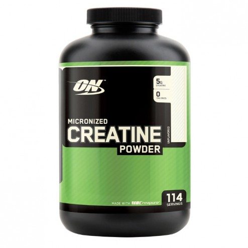 Optimum Nutrition Creatine Powder 600 гр. (114 дози)