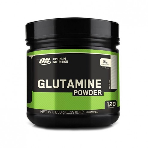 Optimum Nutrition Glutamine Powder 630 гр. (120 дози)