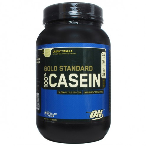 Optimum Nutrition Gold Standard 100% Casein 908 гр.