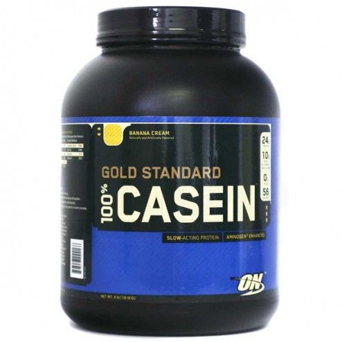 Optimum Nutrition Gold Standard 100% Casein 1.818 кг.