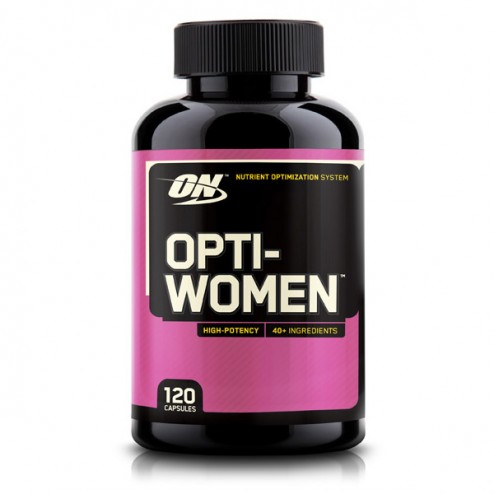 Optimum Nutrition Opti-Women 120 капсули