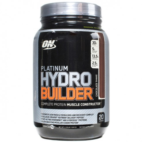 Optimum Nutrition Platinum HydroBuilder 1.040 кг.