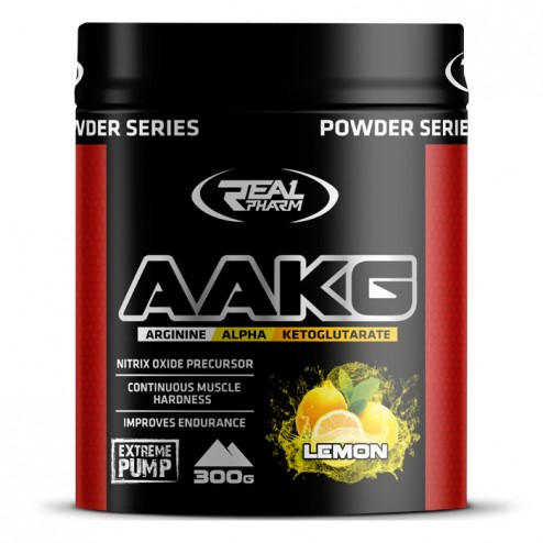Real Pharm AAKG 300 гр. (100 дози)