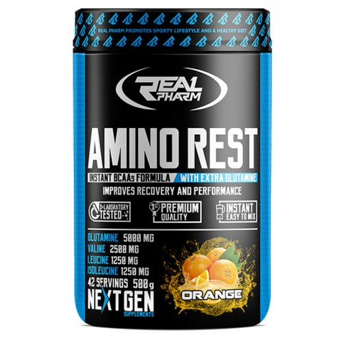 Real Pharm Amino Rest 500 гр. (43 дози)
