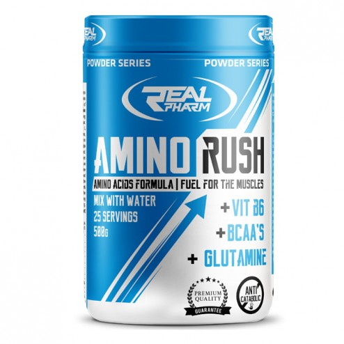 Real Pharm Amino Rush 500 гр. (25 дози)