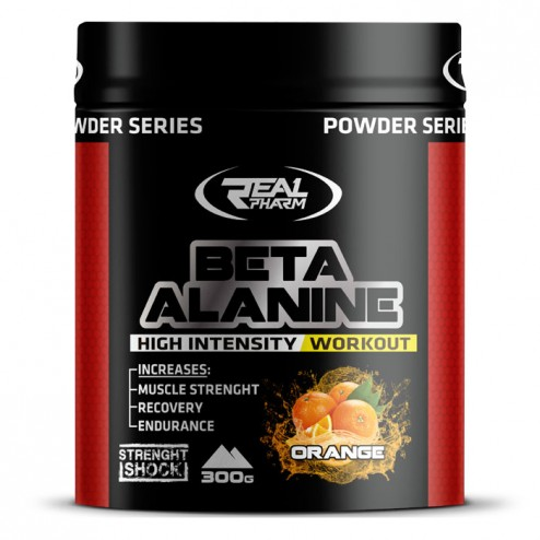 Real Pharm Beta Alanine 300 гр. (200 дози)