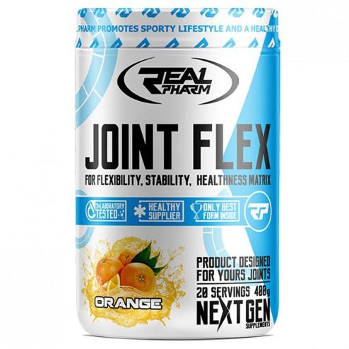 Real Pharm Joint Flex с колаген, L-пролин и витамин С 400 гр. (20 дози)