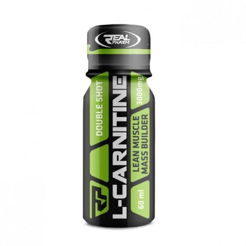 Real Pharm L-Carnitine Double Shot 60 мл. (2 дози)