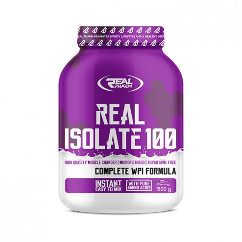 Real Pharm Real Isolate 100 1800 гр. (60 дози)
