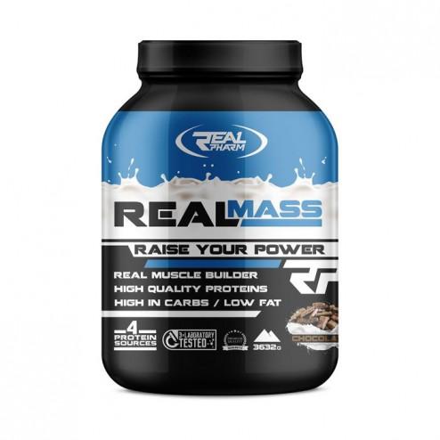 Real Pharm Real Mass 3.632 кг. (48 дози)