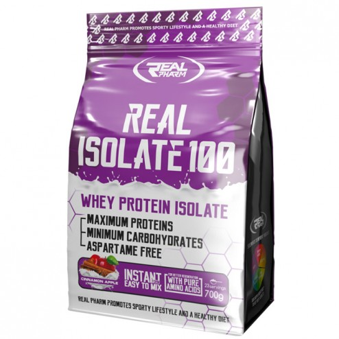 Real Pharm Real Isolate 100 700 гр. (23 дози)