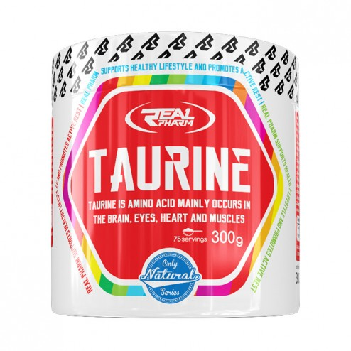 Real Pharm Taurine / Таурин 300 гр. (75 дози)