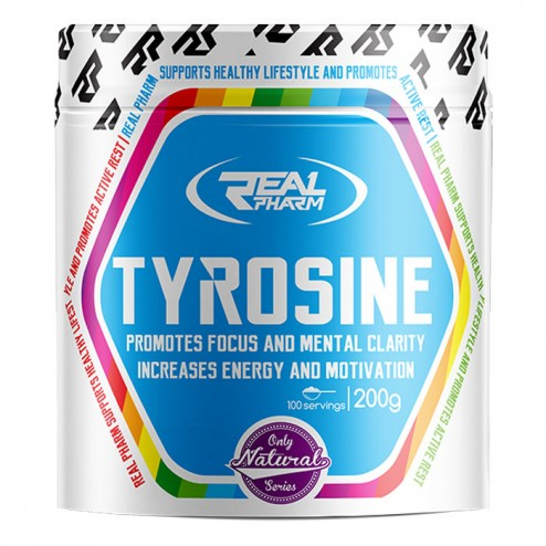 Real Pharm Tyrosine 200 гр. (100 дози)