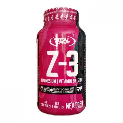 Real Pharm Z-3 120 таблетки (40 дози)