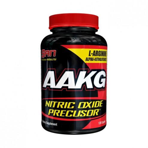 SAN Nutrition AAKG 120 капсули (120 дози)