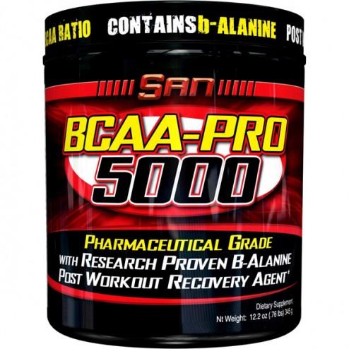 SAN Nutrition BCAA-Pro 5000 345 гр. (50 дози)