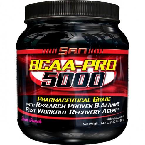 SAN Nutrition BCAA-Pro 5000 690 гр. (100 дози)