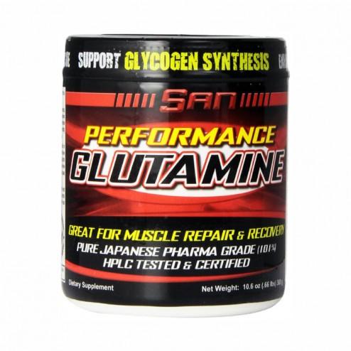 SAN Nutrition Performance Glutamine 300 гр. (60 дози)