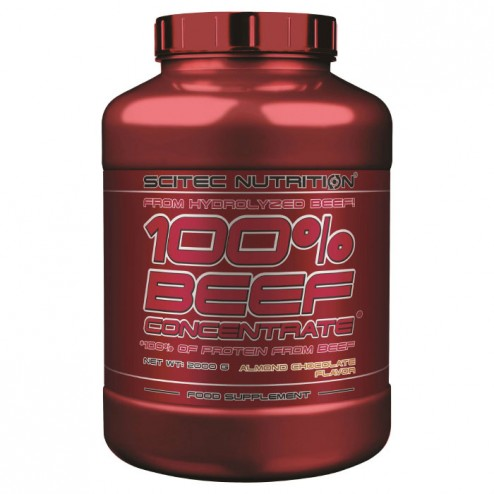 Scitec Nutrition 100% Beef Concentrate 2000 гр. (66 дози)