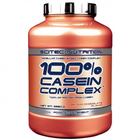 Scitec Nutrition 100% Casein Complex 2350 гр. (78 дози)
