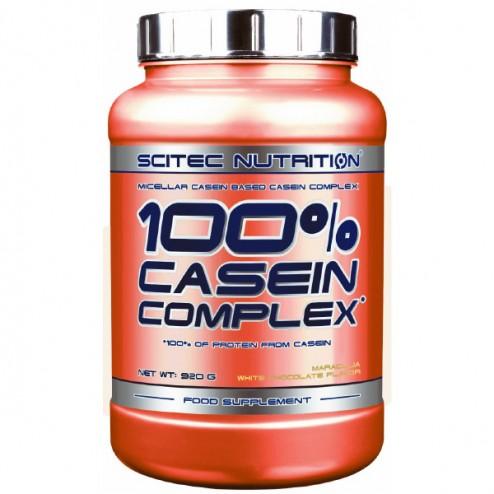 Scitec Nutrition 100% Casein Complex 920 гр. (30 дози)