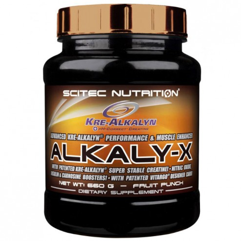 Scitec Nutrition Alkaly-X 660 гр. (20 дози)