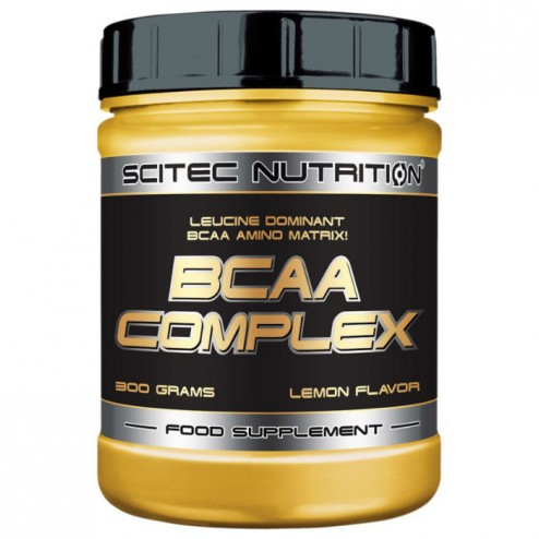 Scitec Nutrition BCAA Complex 300 гр. (30 дози)