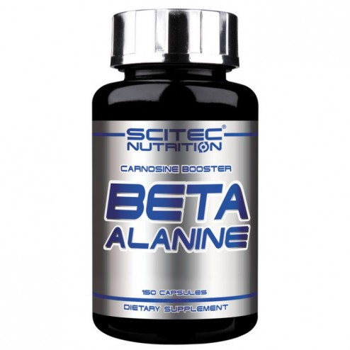 Scitec Nutrition Beta Alanine / Бета-аланин 150 капсули (30 дози)