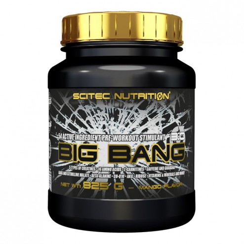 Scitec Nutrition Big Bang 3.0 825 гр