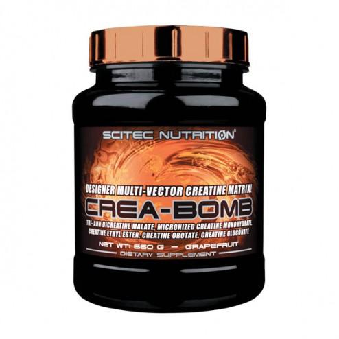 Scitec Nutrition Crea-Bomb 660 гр