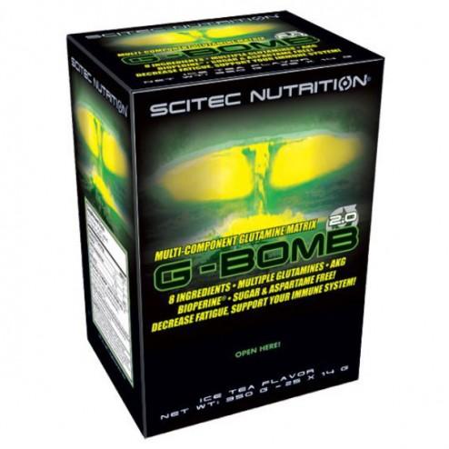Scitec Nutrition G-Bomb 2.0 кутия 25 пакета