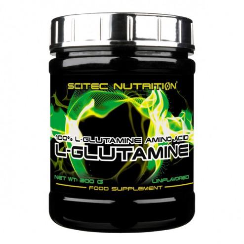 Scitec Nutrition L-Glutamine 300 гр.