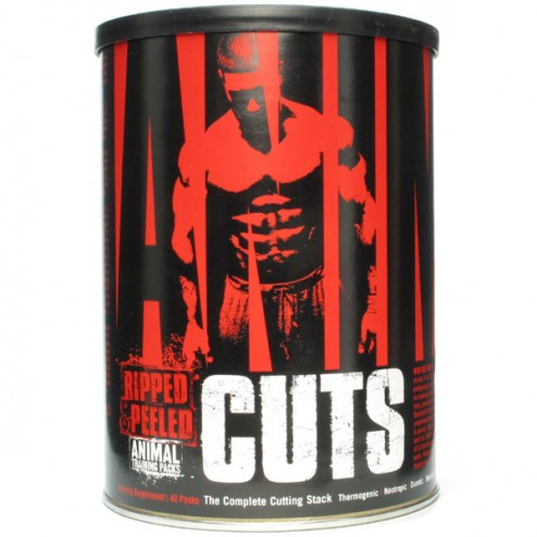 Universal Nutrition Animal Cuts 42 пакета