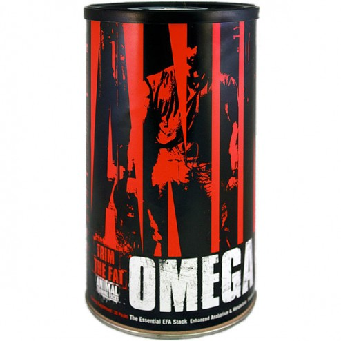 Universal Nutrition Animal Omega 30 пакета