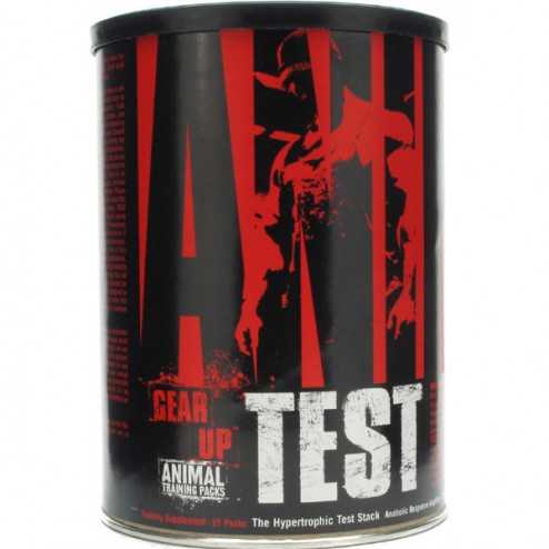 Universal Nutrition Animal Test 21 пакета