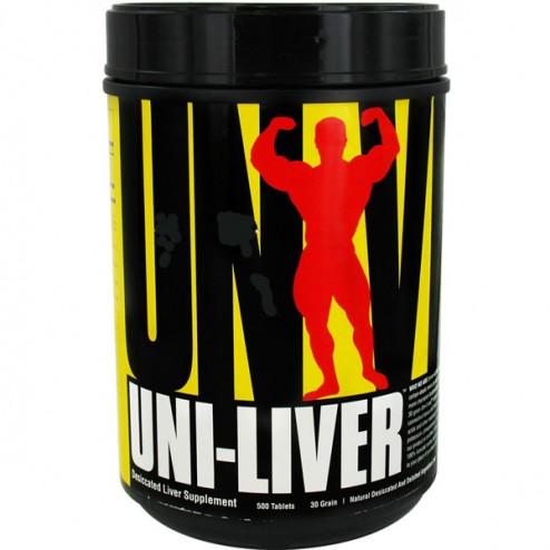 Universal Nutrition Uni-Liver 500 таблетки