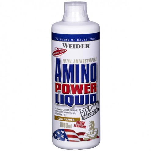 Weider Amino Power Liquid 1000 мл.