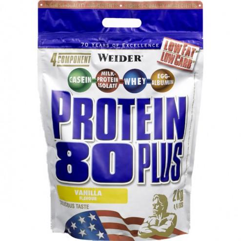 Weider Protein 80 Plus 2 кг.