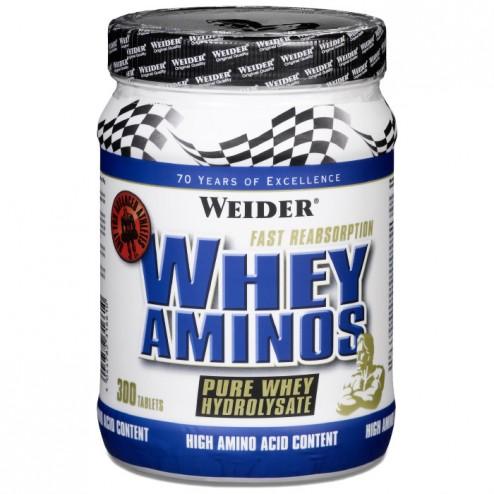 Weider Whey Aminos 300 таблетки (50 дози)
