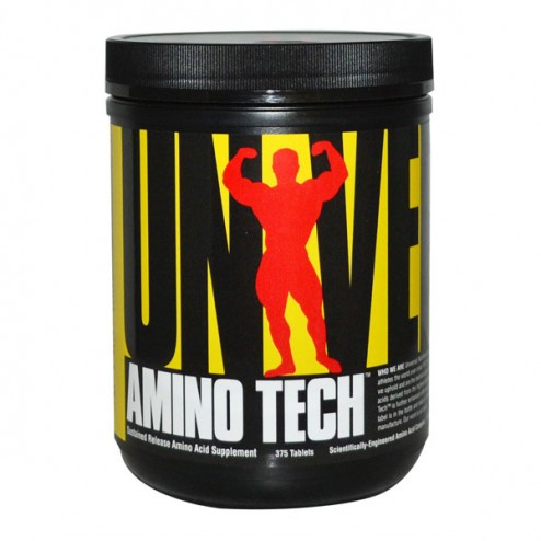 Universal Nutrition Amino Tech 375 таблетки