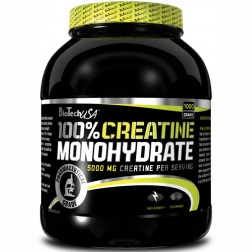 BioTech USA 100% Creatine Monohydrate 1 кг