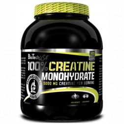 BioTech USA 100% Creatine Monohydrate 300 гр