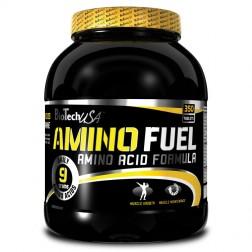 BioTech USA Amino Fuel 350 таблетки