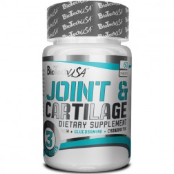 BioTech USA Joint & Cartilage 60 таблетки