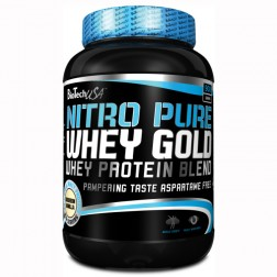 BioTech USA Nitro Pure Whey Gold 908 гр.