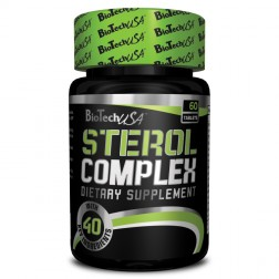 BioTech USA Sterol Complex 60 таблетки (10 дози)