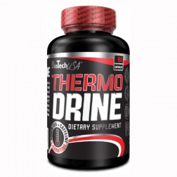 BioTech USA Thermo Drine 60 капсули (20 дози)
