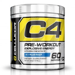 Cellucor С4 Pre-Workout 390 гр. (60 дози)