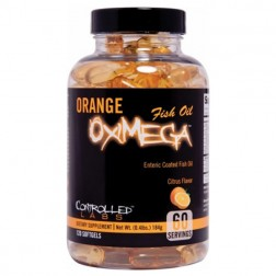 Controlled Labs Orange Oximega Fish Oil 120 капсули