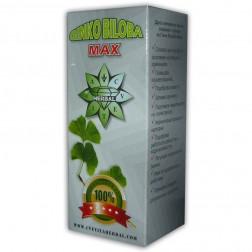 Cvetita Herbal GINKO BILOBA MAX 100 мл. течен екстракт
